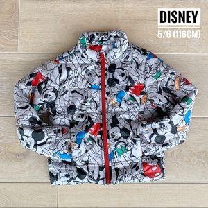 Disney boys puffy light jacket